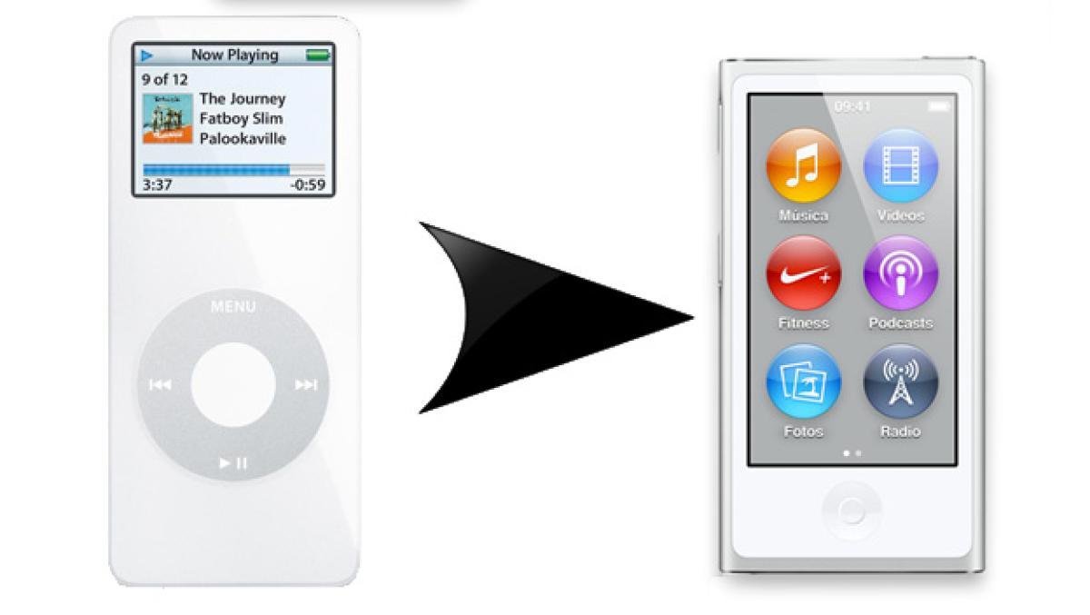 Como abrir un ipod mini