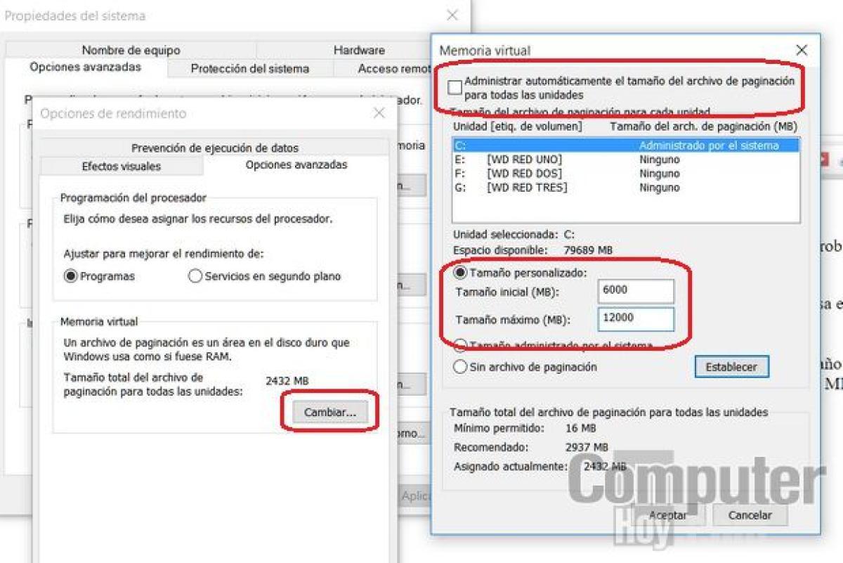 acelerar internet windows 10