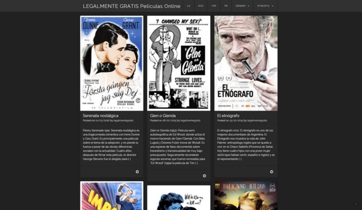Películas completas en YouTube-Cine - Cine
