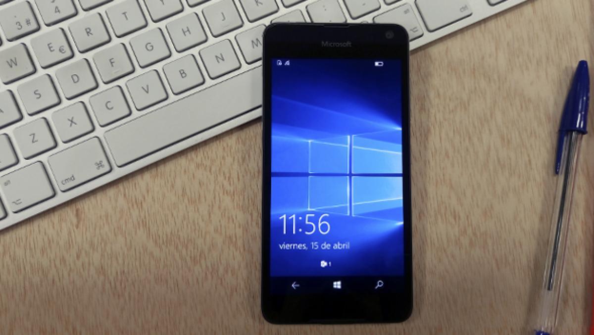 Microsoft Lumia 650 Características Precio Y Opiniones Fichas De Móviles En Computerhoy Com