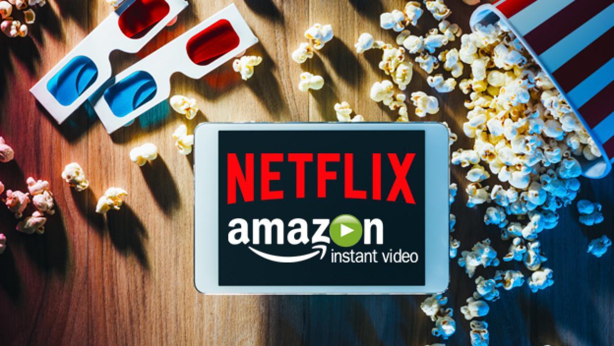 Netflix vs Amazon Prime Video: ¿cuál tiene mejor catálogo ...
