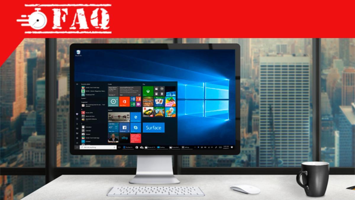 Windows 10 Hacer Una Captura De Pantalla Tecnología Computerhoy Com