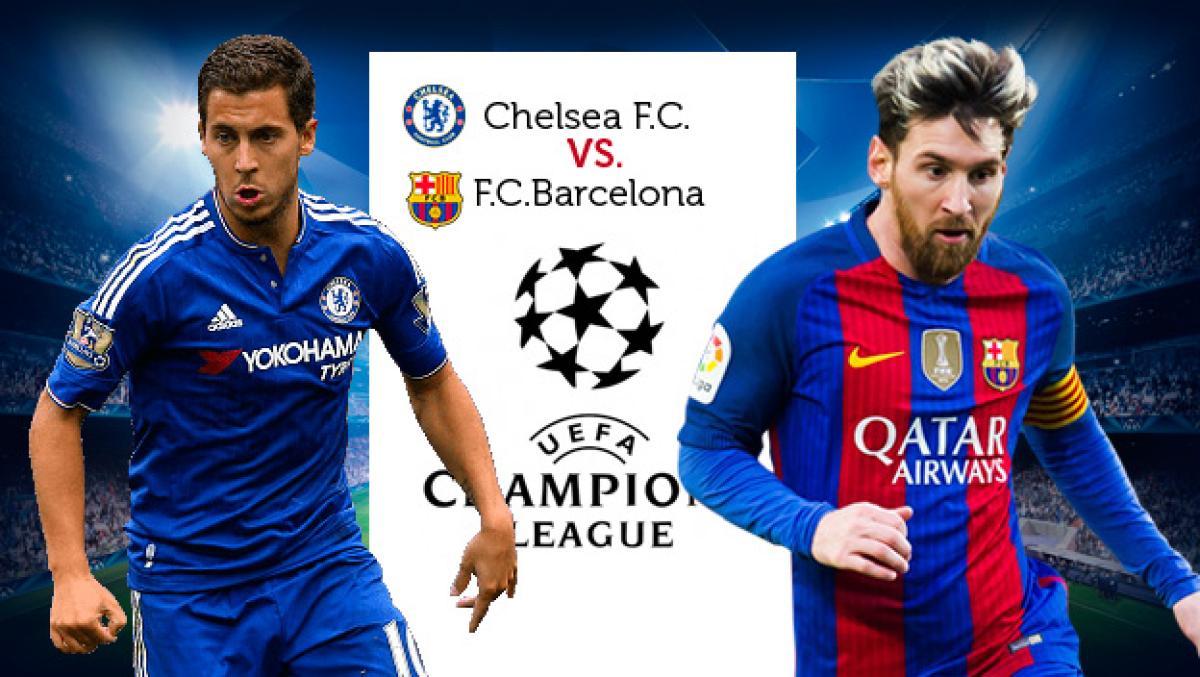 C U00f3mo Ver Online El Chelsea Vs Barcelona De Champions