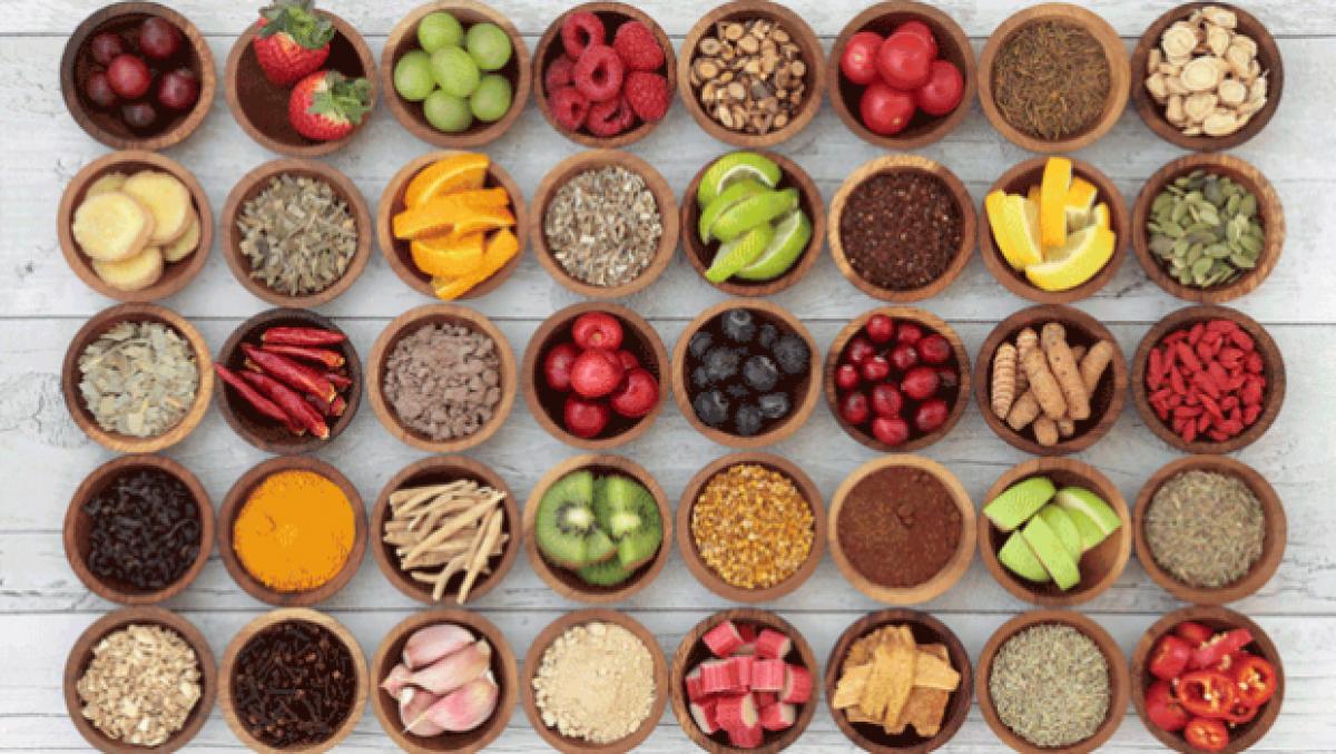 Frutas y verduras para quitar el estres