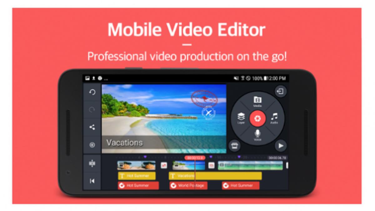 Las 20 Mejores Aplicaciones De Edición De Vídeo Gratis Para Android Tecnología Computerhoy Com