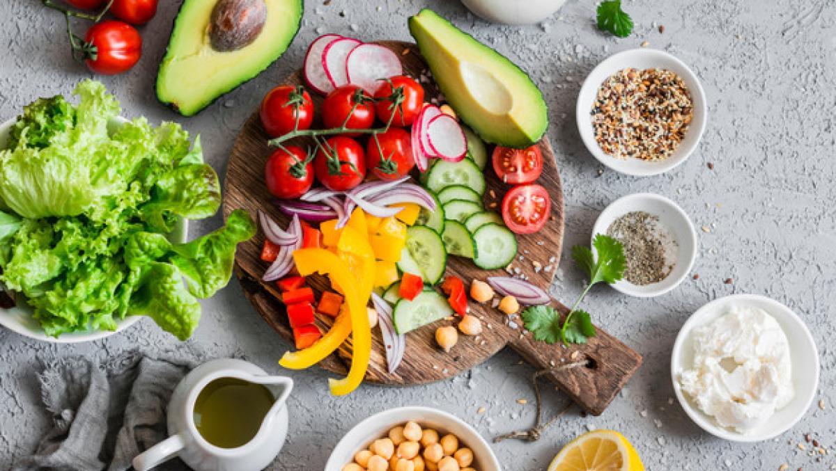 ensaladas para bajar de peso ingredientes