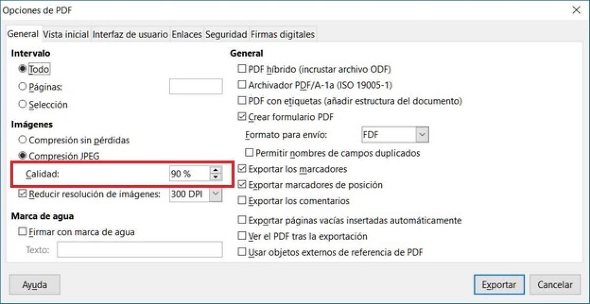 bajar de peso un archivo pdf en linea