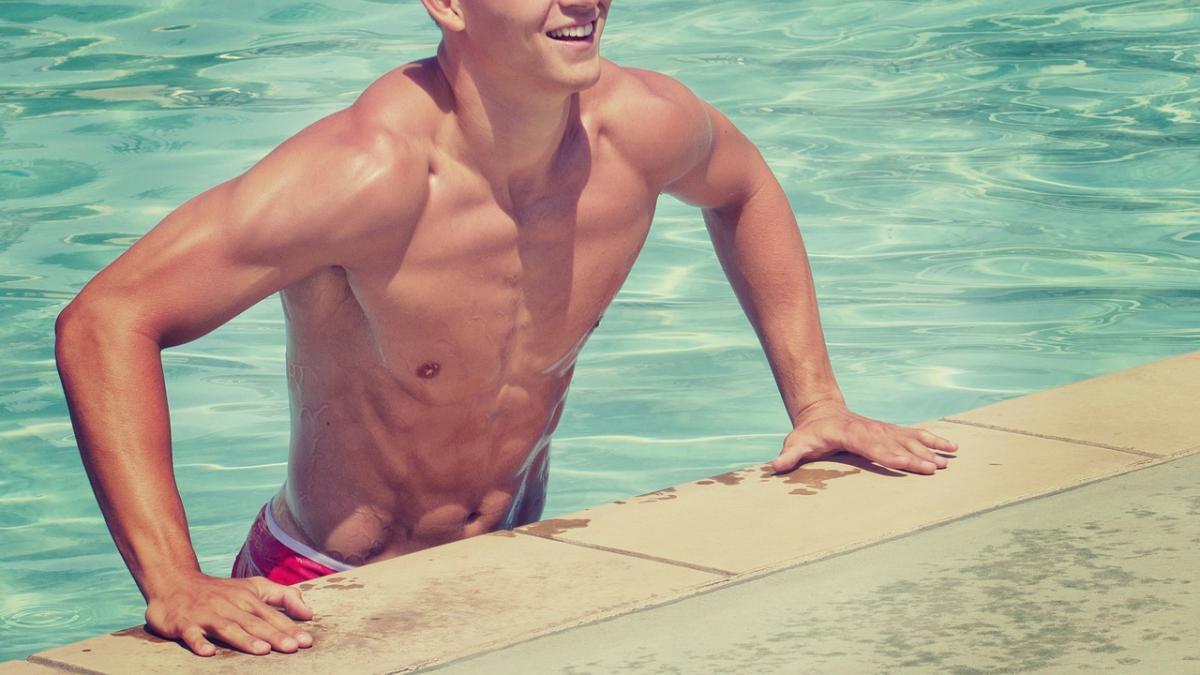 ejercicios de natación para bajar de peso