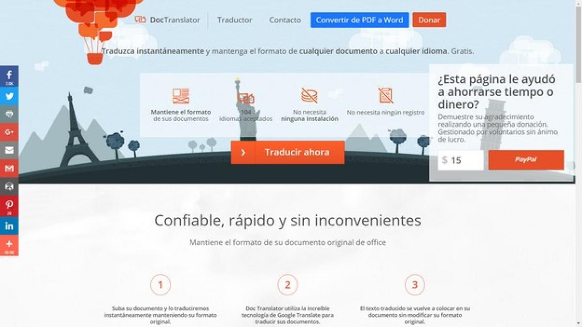 Cómo Traducir Un Documento Pdf De Inglés A Español Tecnología Computerhoy Com