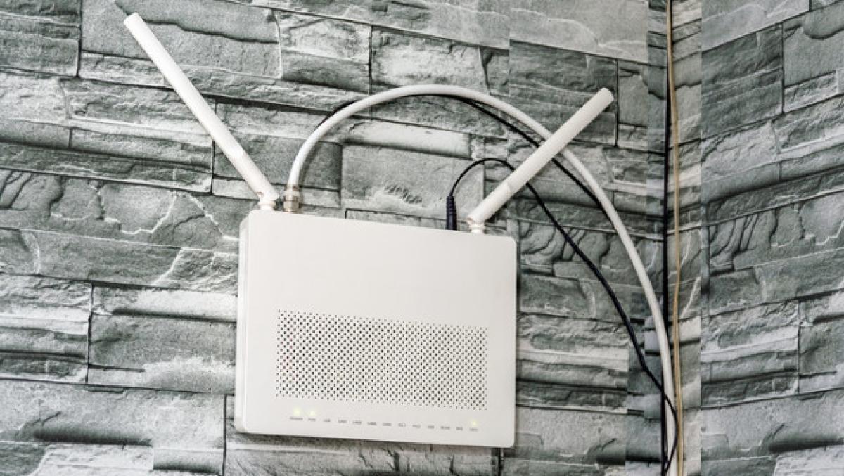 Lo haces mal: así se colocan las antenas del router correctamente