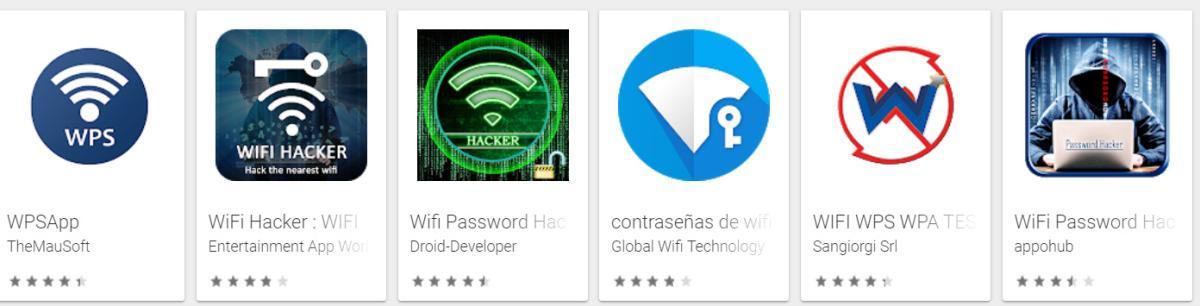Sirven De Algo Las Apps Para Hackear Una Wifi Con El Móvil Tecnología Computerhoy Com