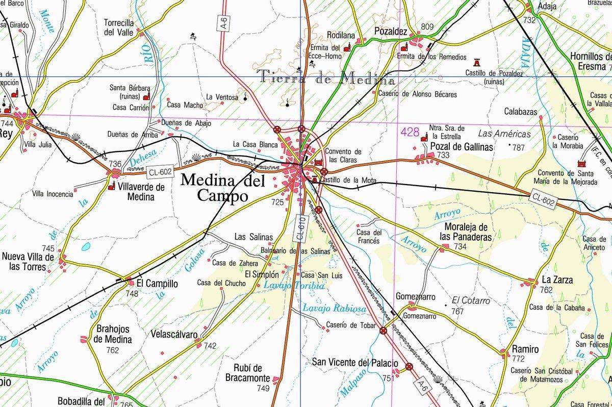 Donde Bajar Mapas De Espana En Color En Blanco Y Negro Y Mas