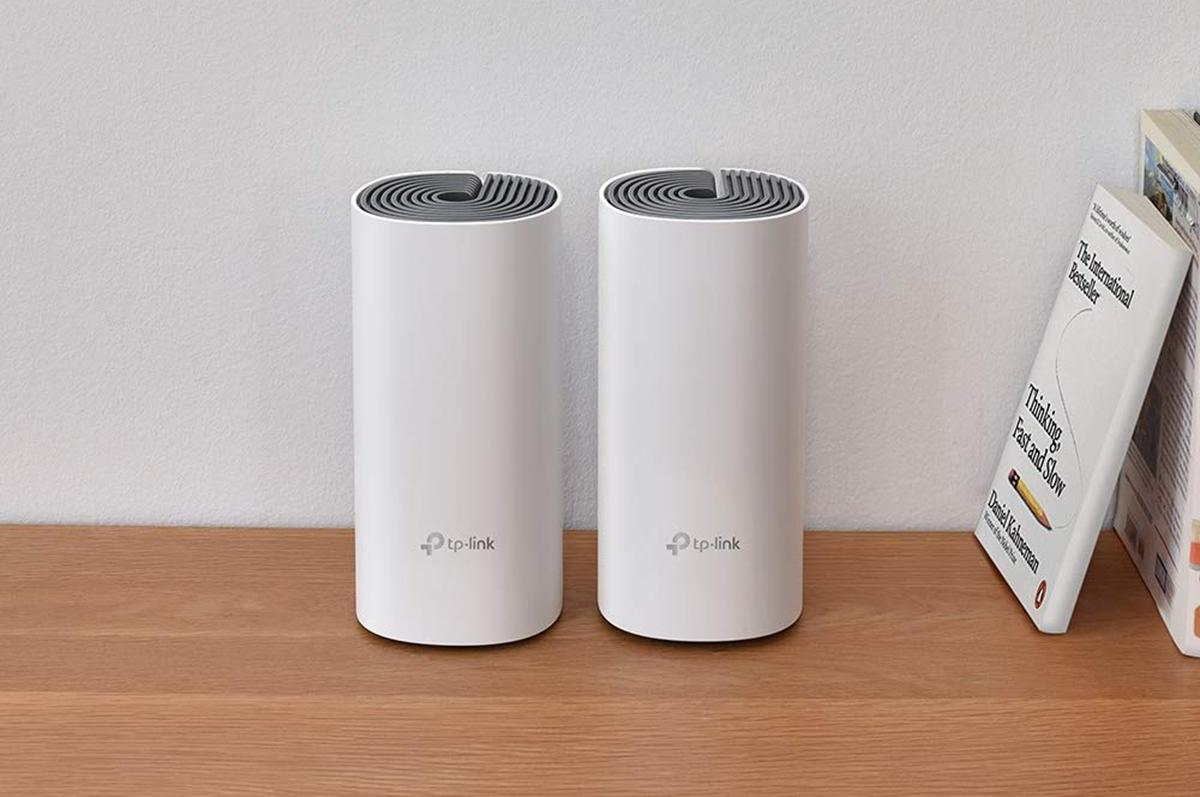 Crea una red WiFi Mesh en tu casa a precio de ganga: por 67€ puedes comprar estos dos routers TP-Link