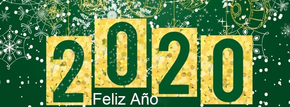20 Felicitaciones De Nochevieja Y Año Nuevo 2020 Para Enviar