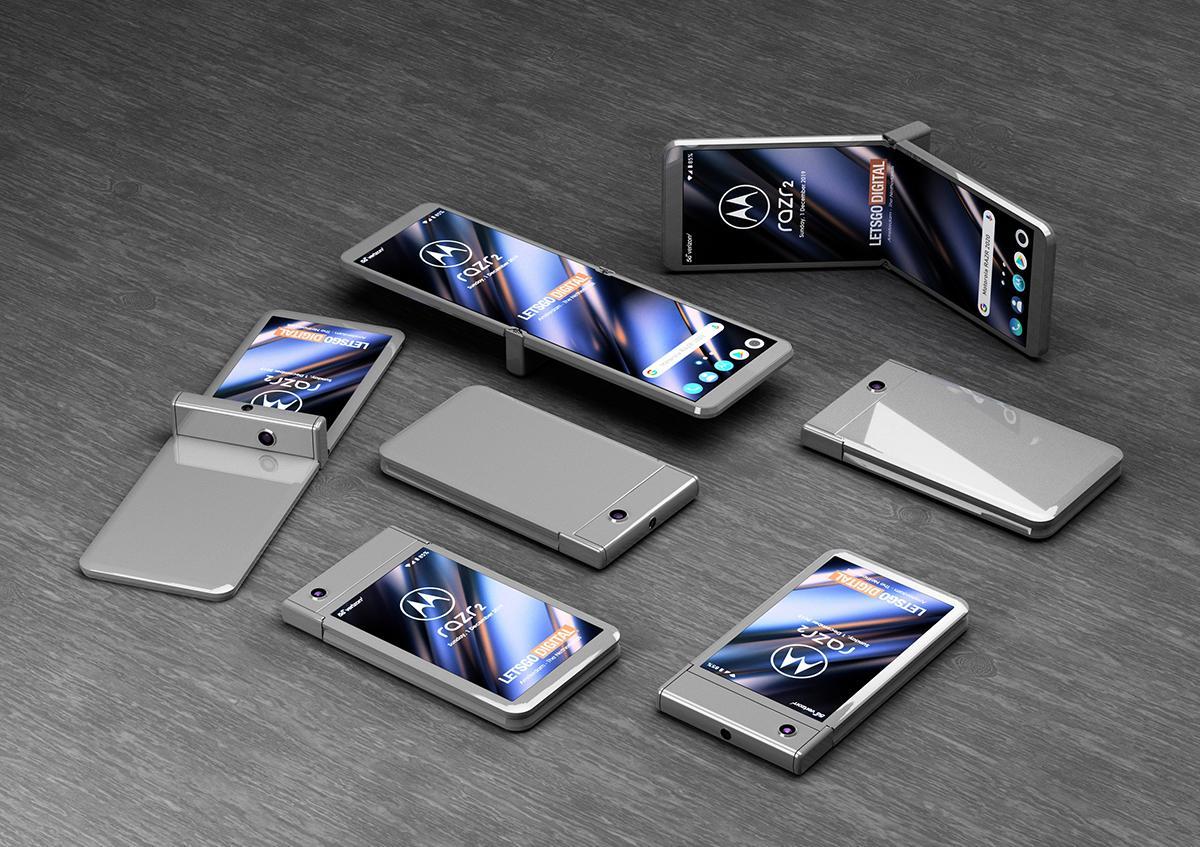 Motorola Razr 2020 Motomods