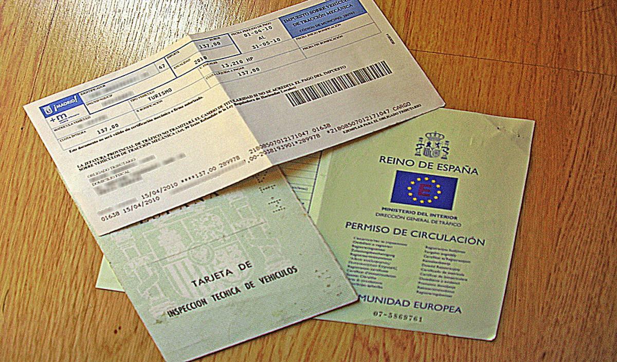 Ahora la DGT permite solicitar el duplicado del permiso de circulación online y te lo envía a tu casa