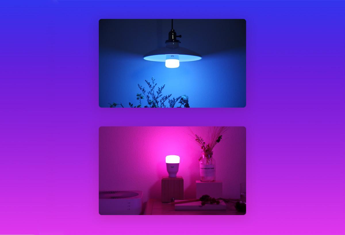 Estas bombillas WiFi de Xiaomi se sincronizan con tu música y están en oferta si compras un pack de tres