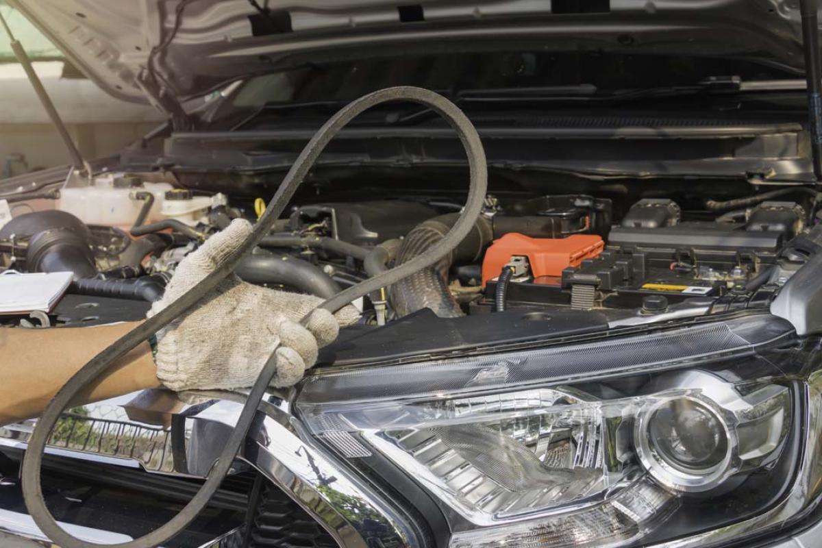 Los síntomas que te avisan de que la correa de distribución de tu coche está a punto de romperse