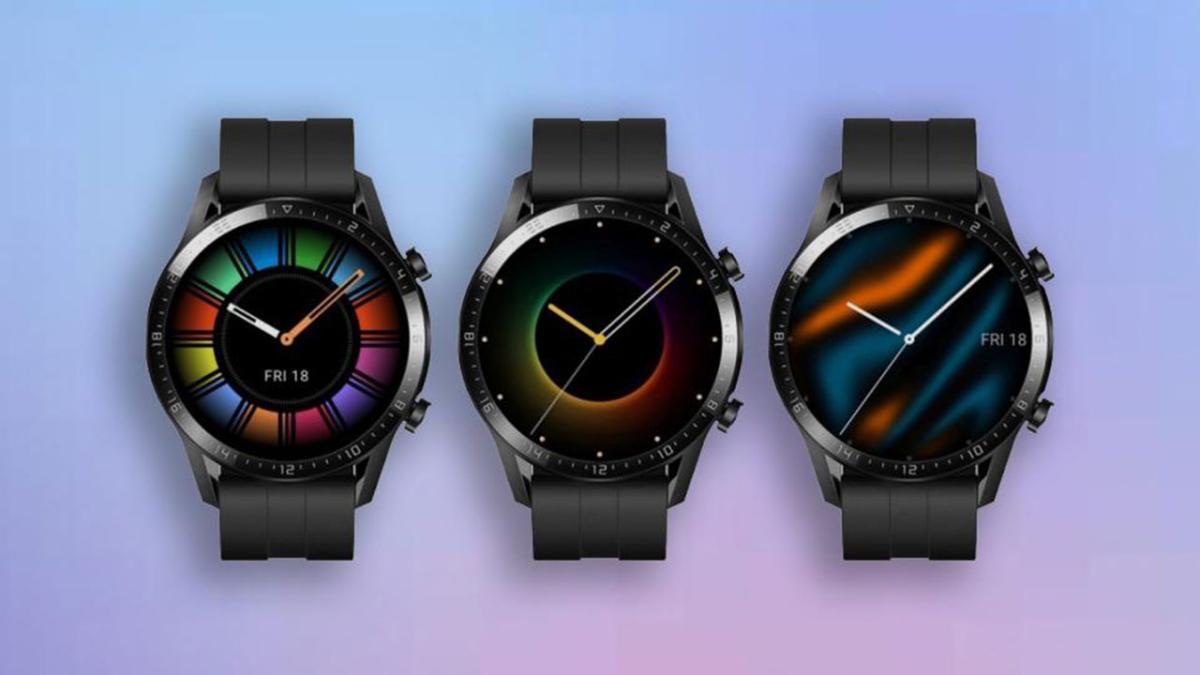 Mate Watch El Posible Nuevo Reloj Inteligente De Huawei