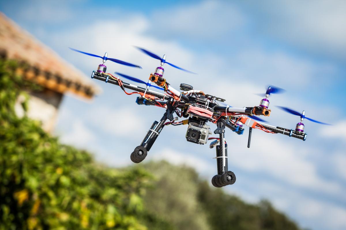 Los mejores drones con cámara que puedes comprar en 2020