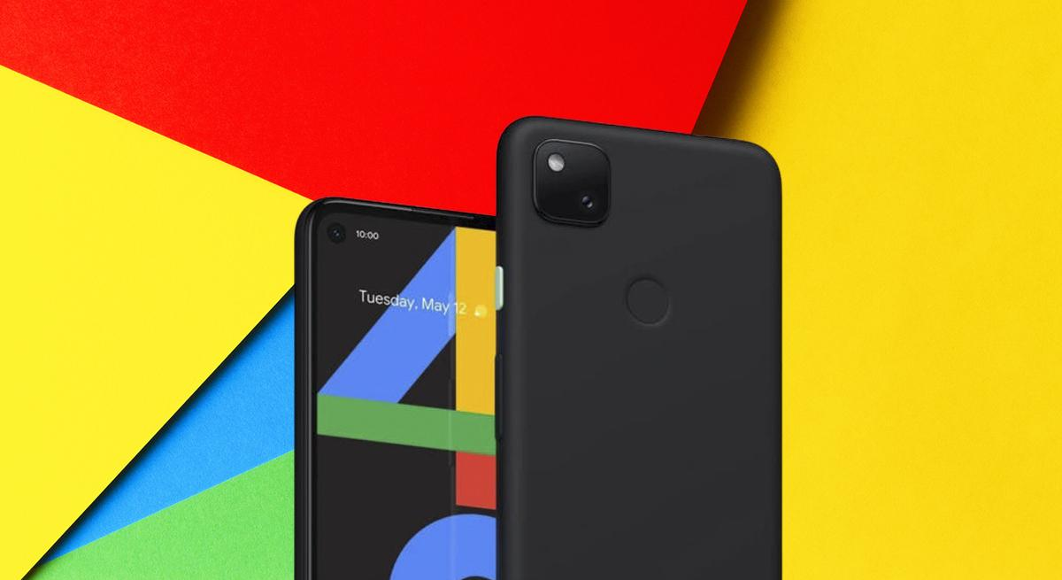 Google Pixel 4a aparece en una foto oficial de Google Store antes de su lanzamiento