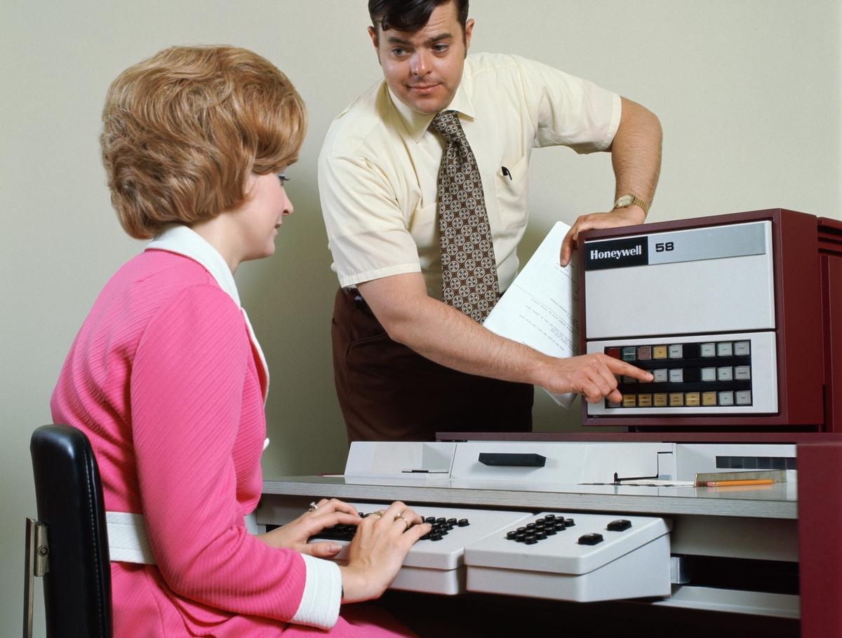 Así se imaginaban la tecnología del futuro en los años setenta