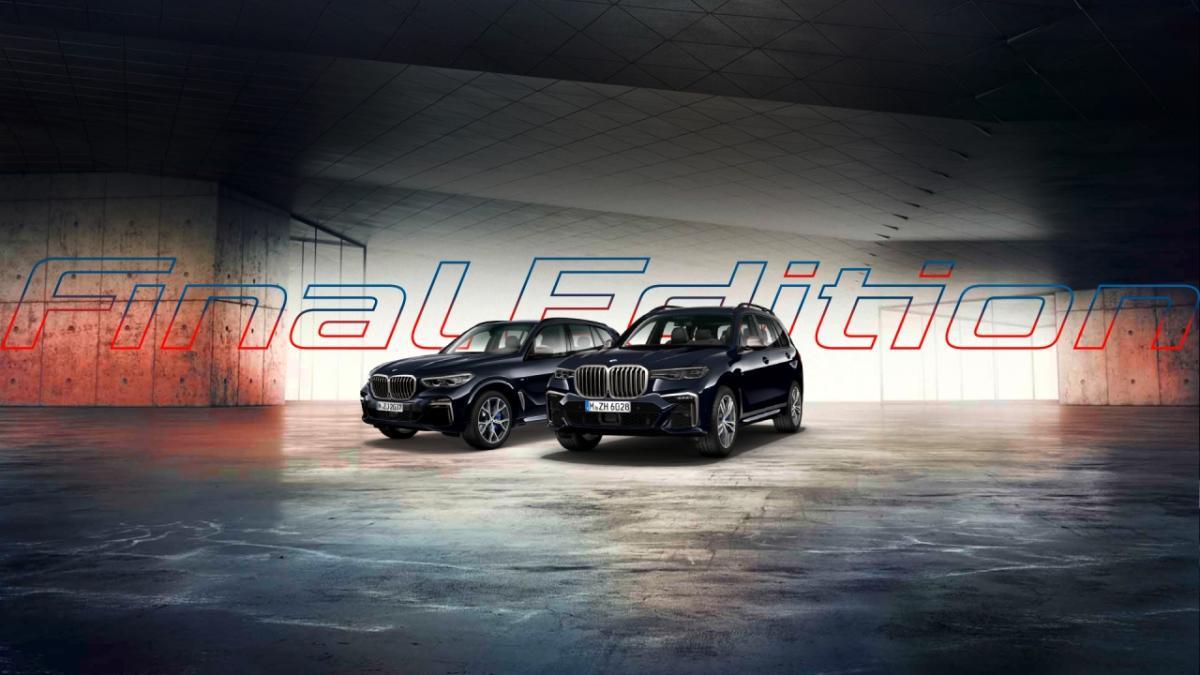 BMW se despide de los motores diésel de 400 CV con dos Ediciones Finales de sus BMW X5 M50d y BMW X7 M50d