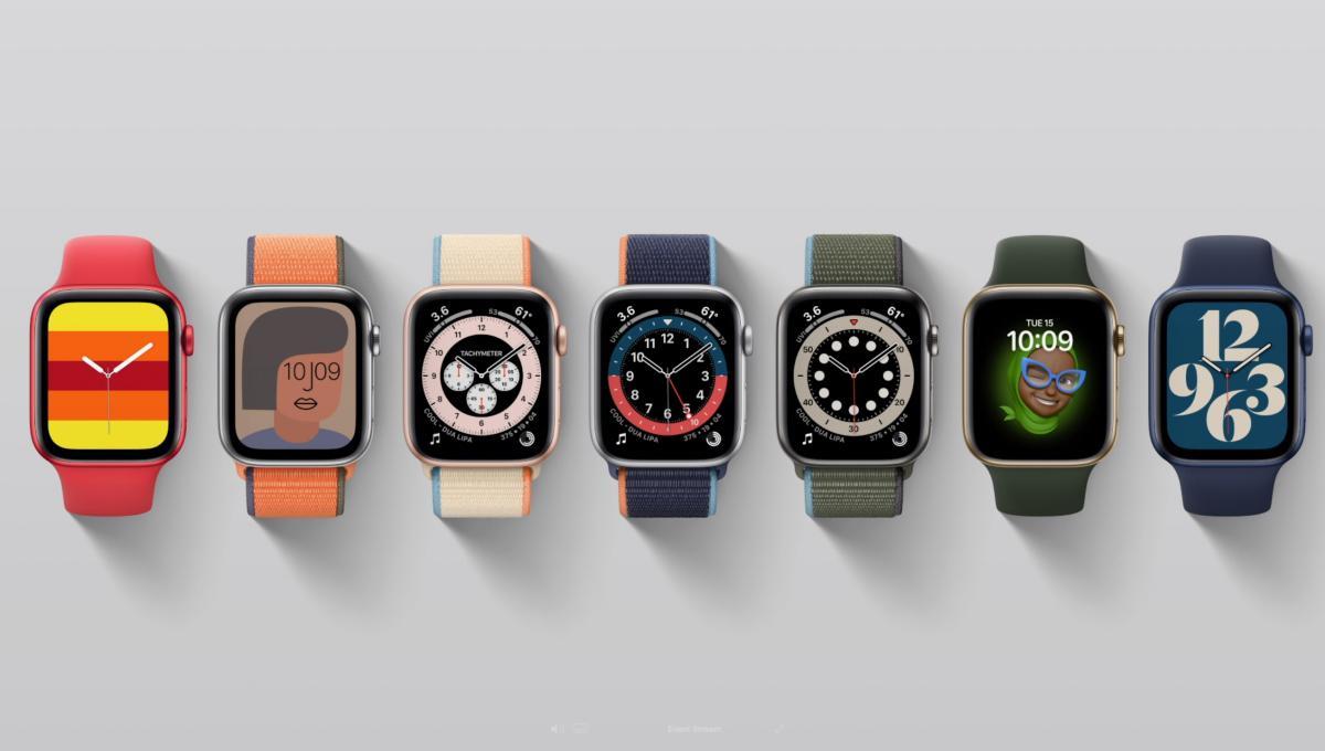 Apple Watch Series 6 es oficial: monitor de oxígeno en sangre, nuevos  colores y más | Tecnología - ComputerHoy.com