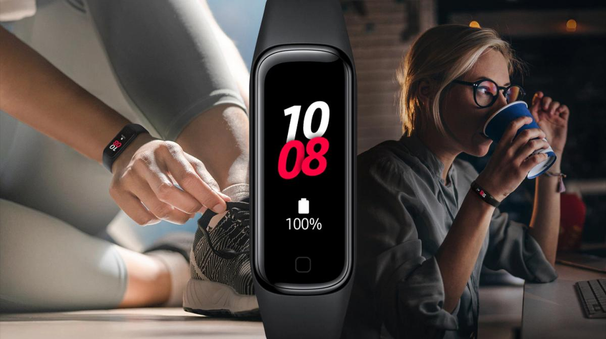Esta pulsera inteligente de Samsung es más barata que la Xiaomi Mi Band  gracias a esta oferta de Amazon, que la deja por menos de 30€   Tecnología  - ComputerHoy.com