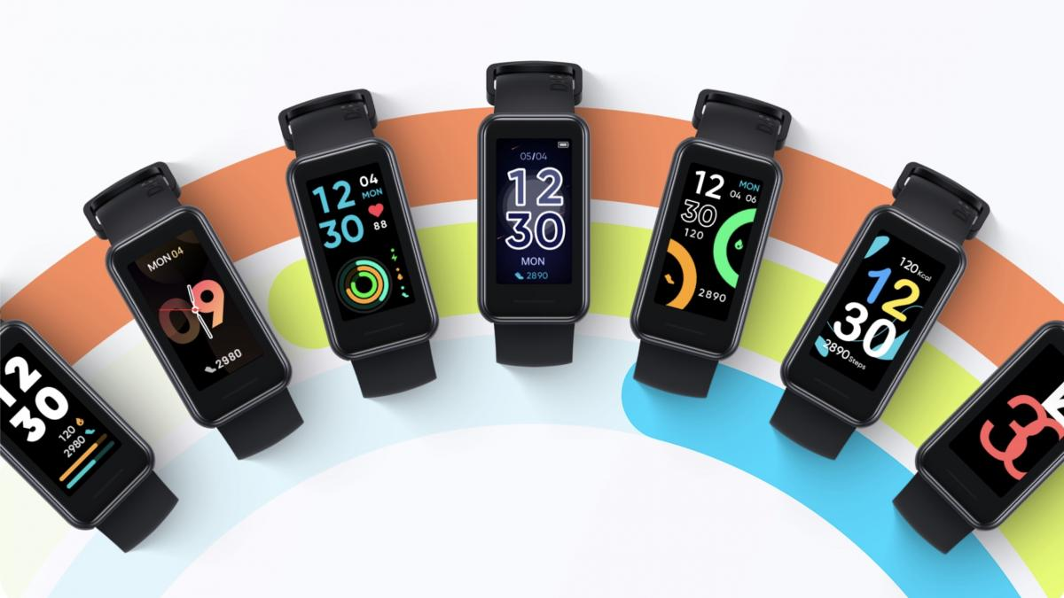 Realme Band 2 launches a new design and SpO2 sensor to stand up to the Xiaomi Mi Band |  Technology