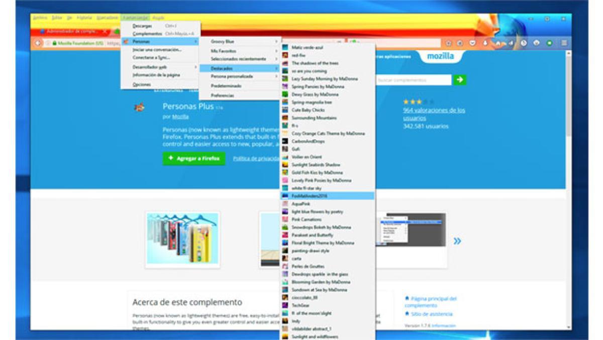 Extensiones y complementos para Firefox que debes probar