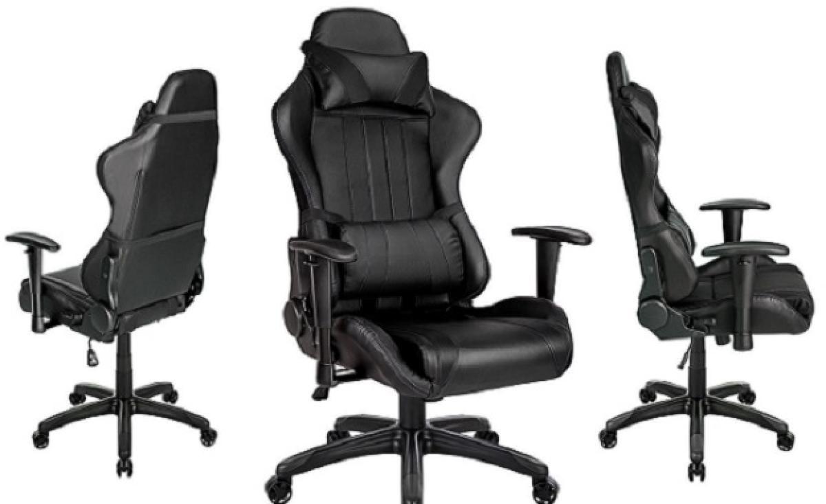 Las mejores sillas de escritorio para jugar y trabajar en for Sillas comodas para trabajar
