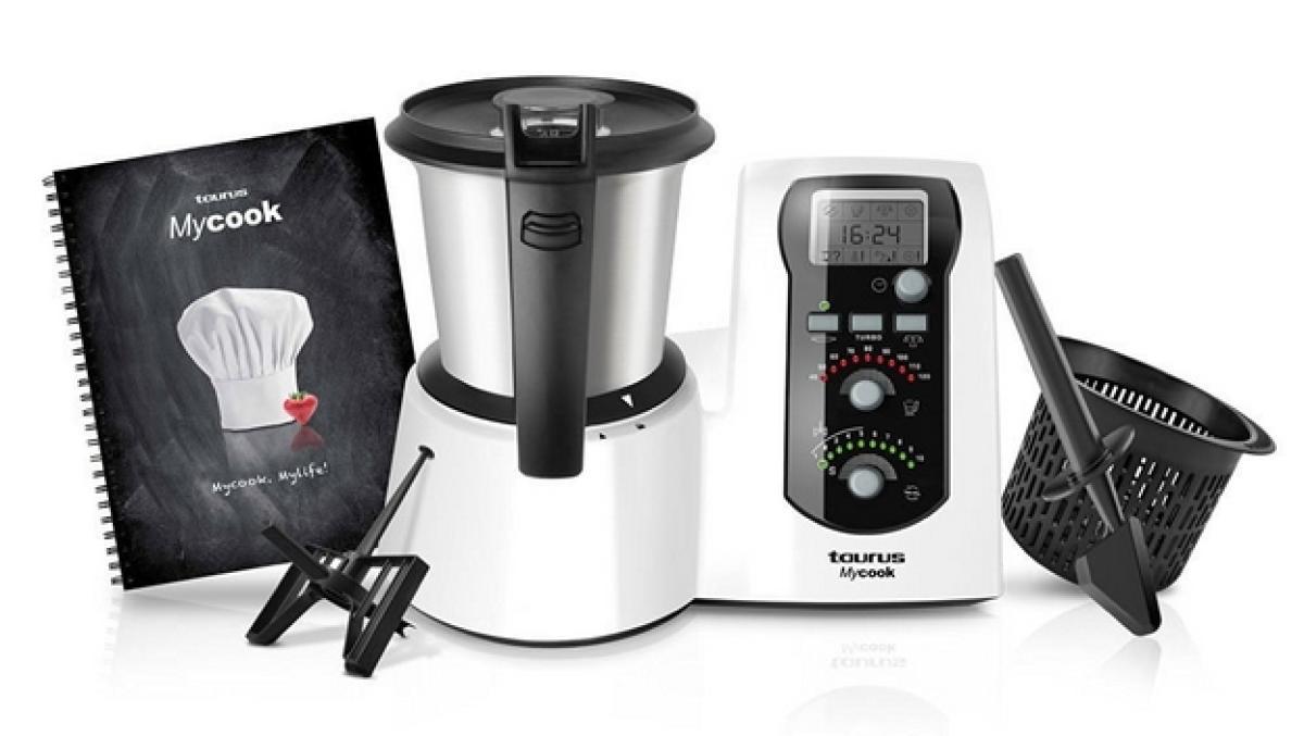 Los Mejores Robots De Cocina Baratos Alternativos A La Thermomix