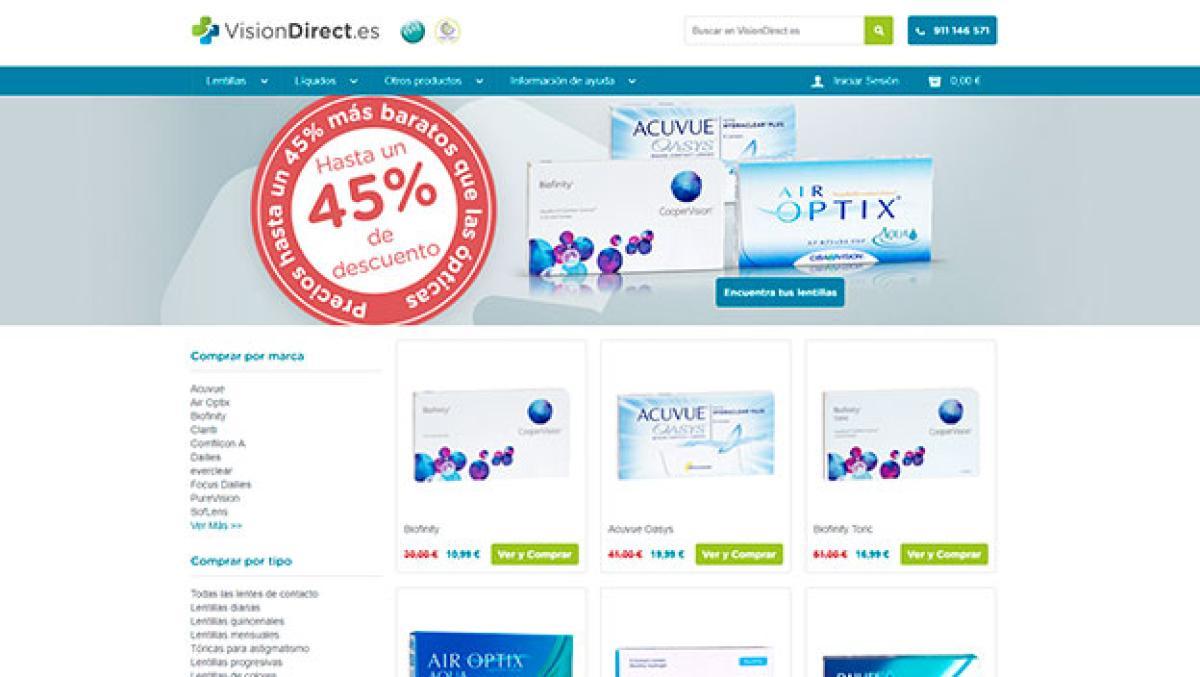 a3abb5ee869 Las mejores webs para comprar lentillas baratas online | Tecnología -  ComputerHoy.com