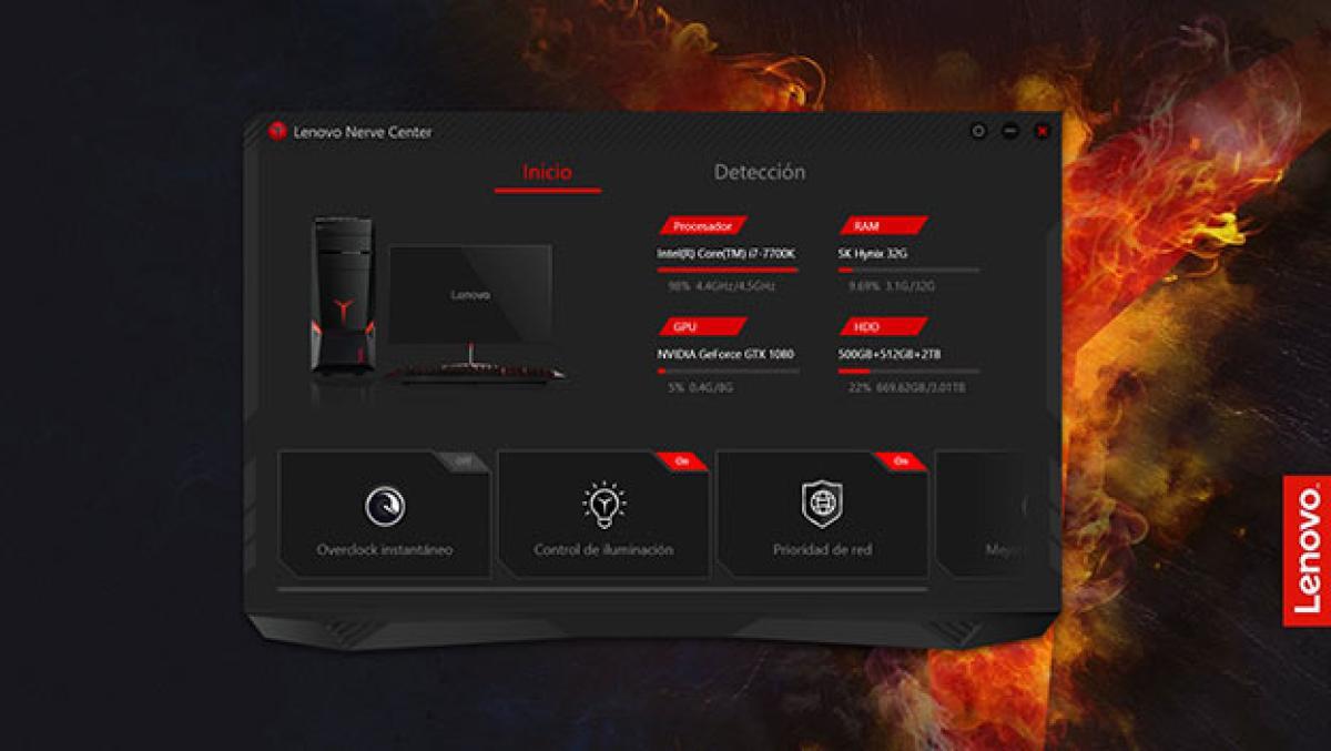 Lenovo Legion Y920 Tower, análisis y opinión | Gaming - ComputerHoy com