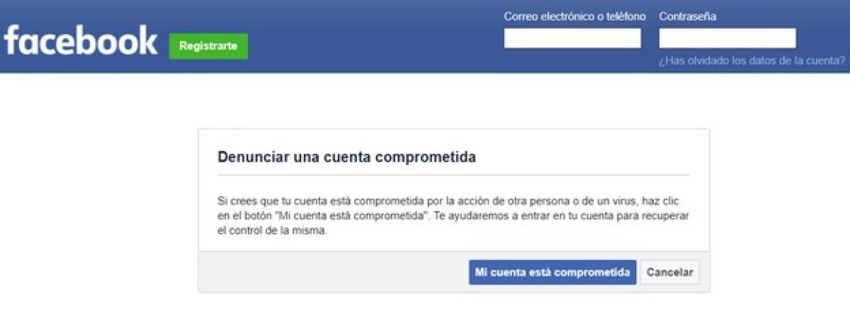 facebook entrar con mi cuenta