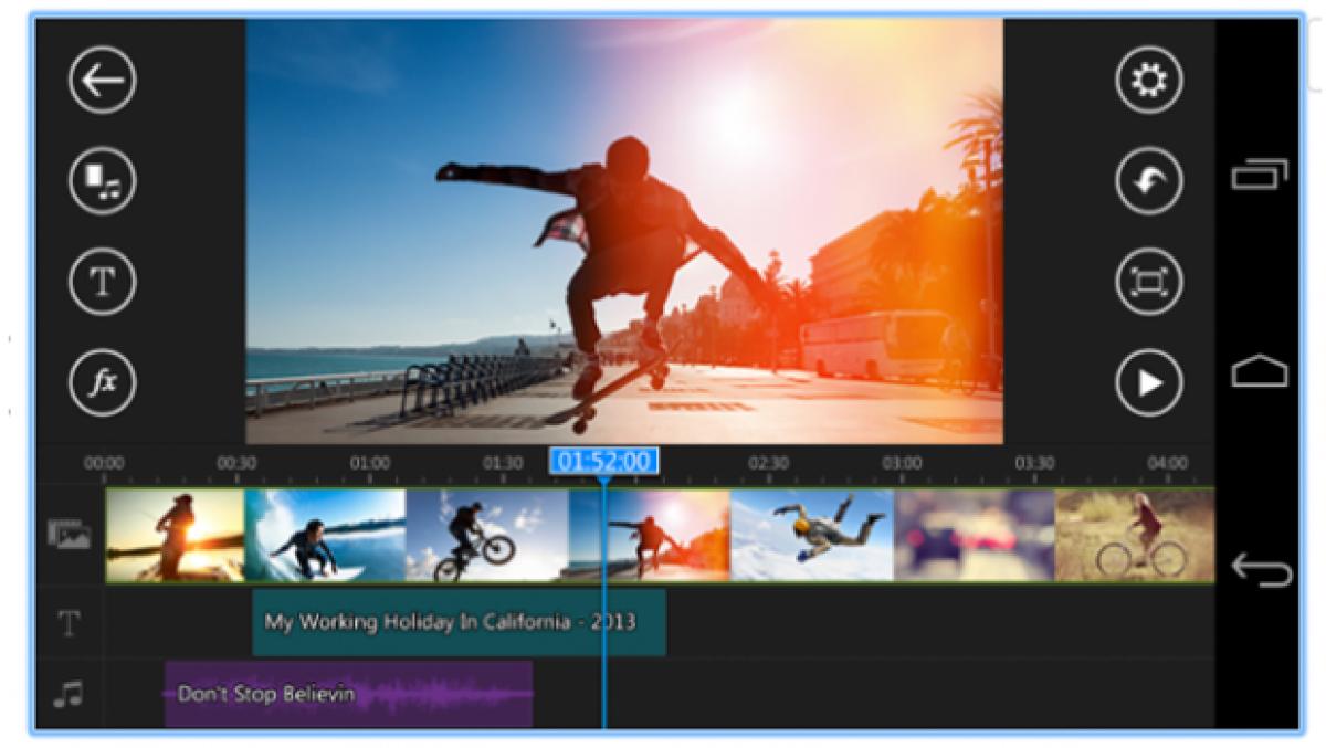 cual es el mejor programa para editar videos en android