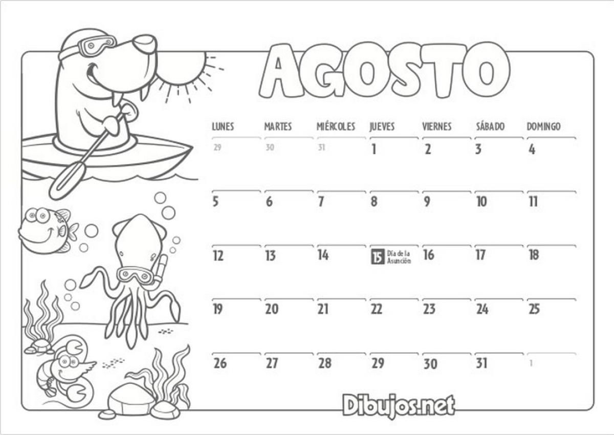 Calendario Julio 2020 Para Imprimir.Descarga El Calendario 2019 Plantillas Imagenes Y Diferentes