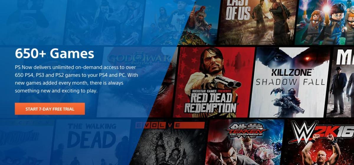 Qué podrás hacer con PS Now cuando esté disponible en España
