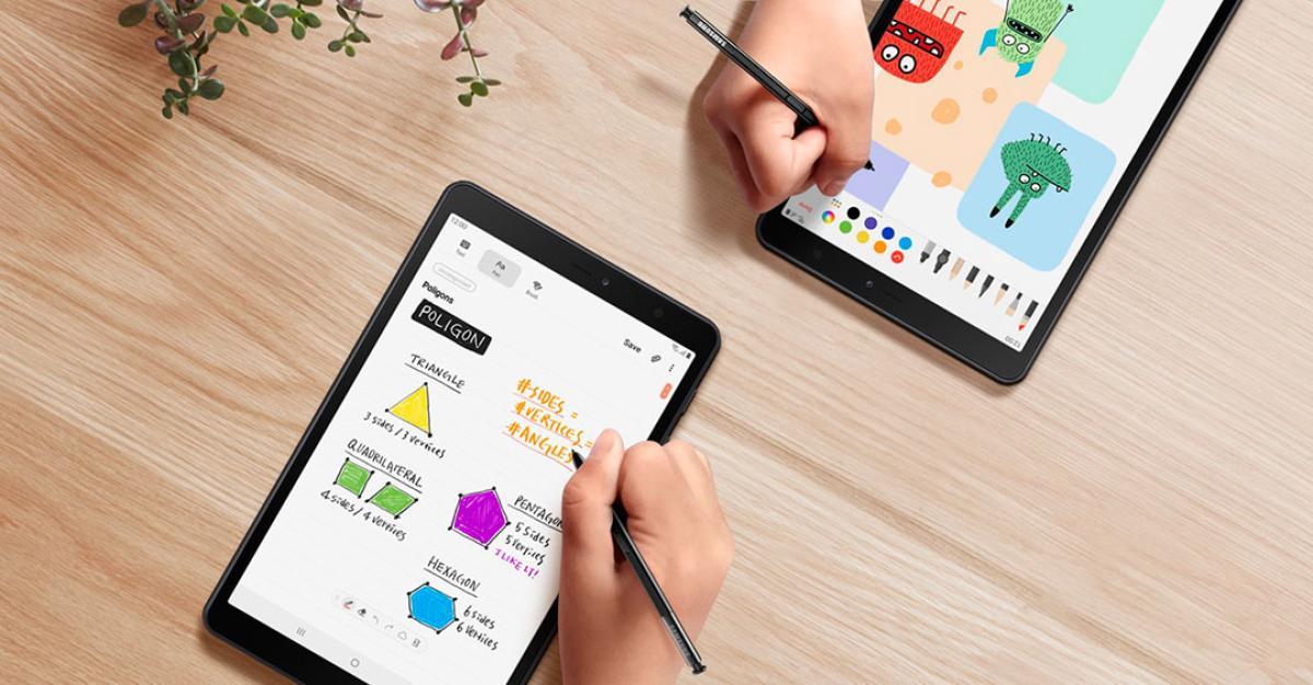 Samsung Galaxy Tab A 8.0 (2019): así es la nueva tablet con S Pen