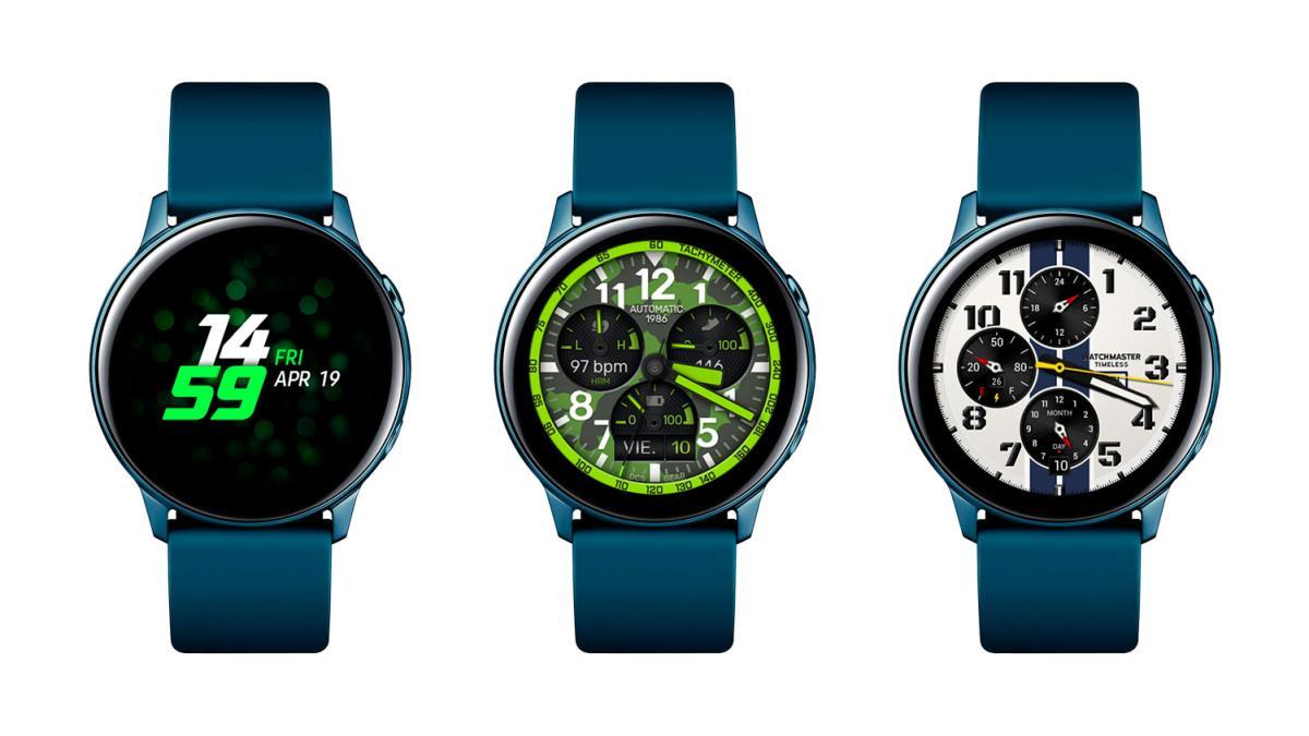 fdb709b2297d Samsung Galaxy Watch Active