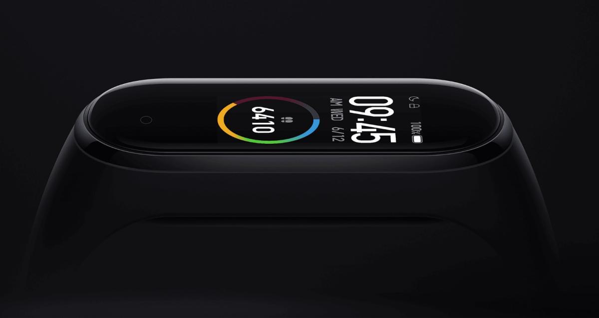 La Xiaomi Mi Band 4, ya en oferta por 27€ en AliExpress (en versión global)