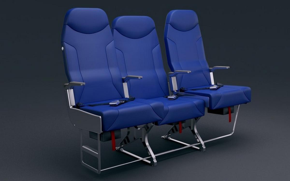 Este nuevo diseño hará que quieras volver a sentarte en el asiento del medio en un avión