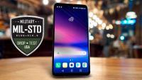 LG V30, la resistencia no está reñida con el diseño y el estilo