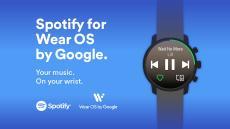 Spotify en Wear OS