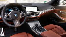 Prueba BMW 330e cuadro