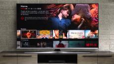 Netflix en el televisor