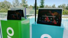 Imagen de la presentación de las tablets