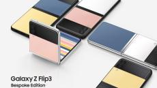 Samsung se apunta a la personalización de sus teléfonos plegables con el Galaxy Z Flip 3 Bespoke Edition