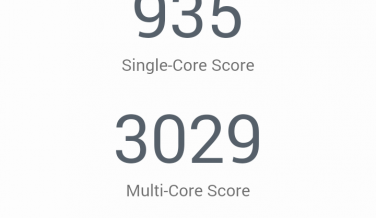 Samsung Galaxy Alpha - Geekbench 3.2.1